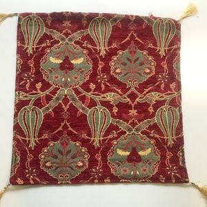 """Other - TURKISH PILLOW CUSHION COVER CASE 17x17"""""""